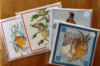 xmas card packs